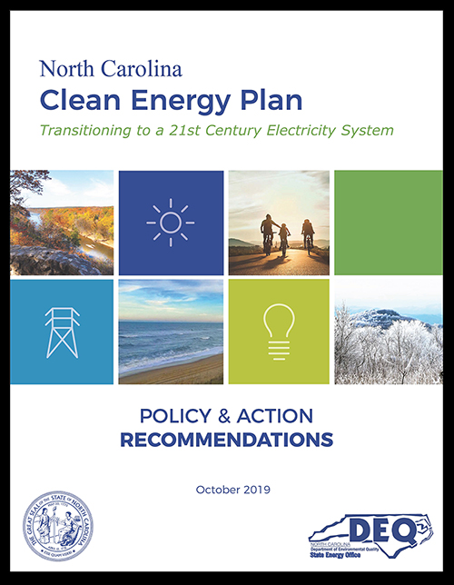 Clean Energy Plan - Oct. 2019